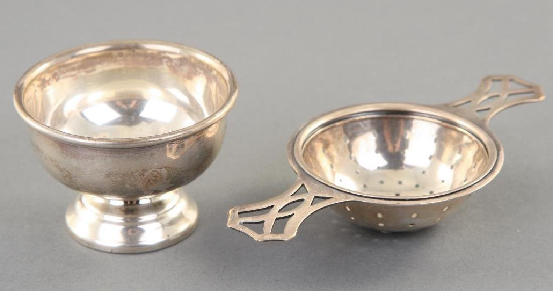 ASSORTMENT OF STERLING SILVER - 2
