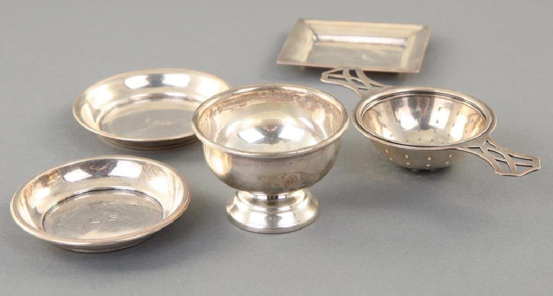 ASSORTMENT OF STERLING SILVER - 3