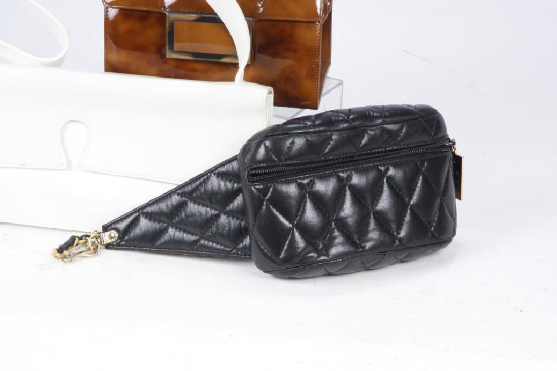 FURLA PURSE / CHANEL WAIST PACK and a THIRD - 5