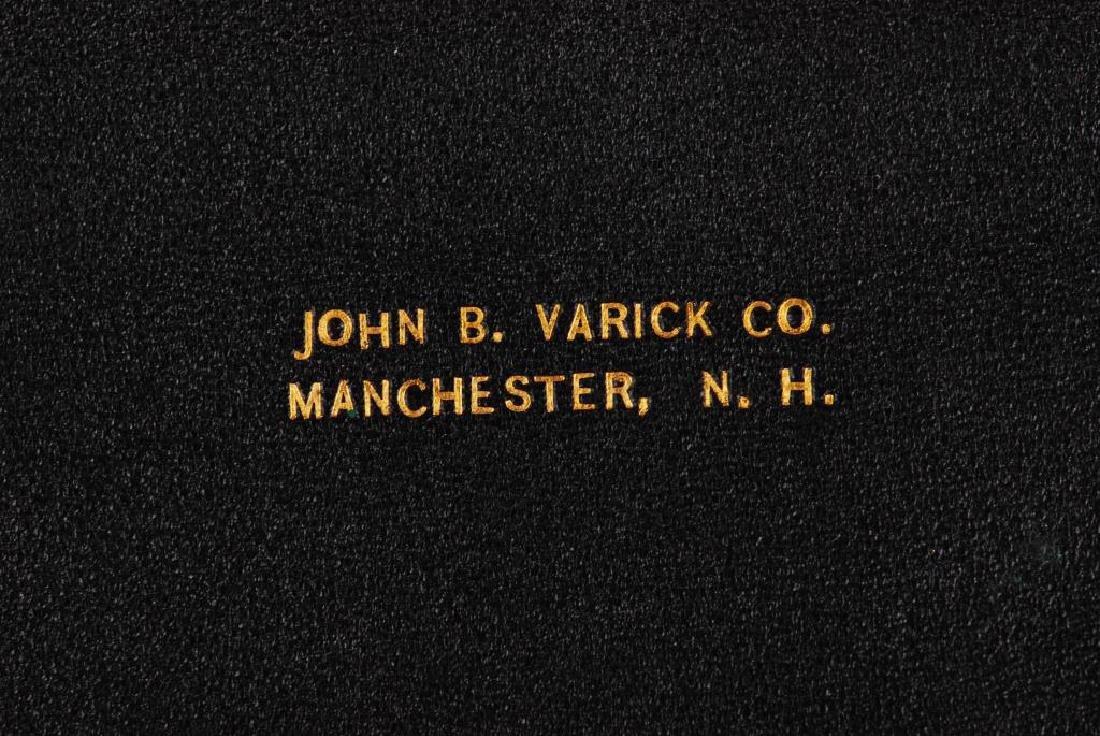 "14K GOLD MASONIC ""HOREB RAC NO 11"" JEWEL 1935 - 6"
