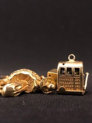 14K GOLD CHARMS - 2