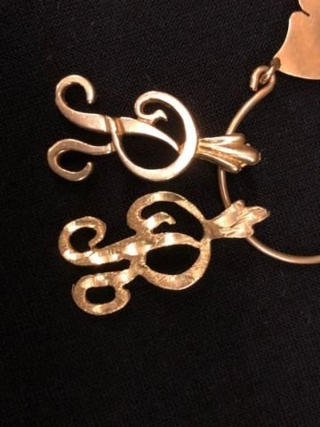14K GOLD CHARMS - 4