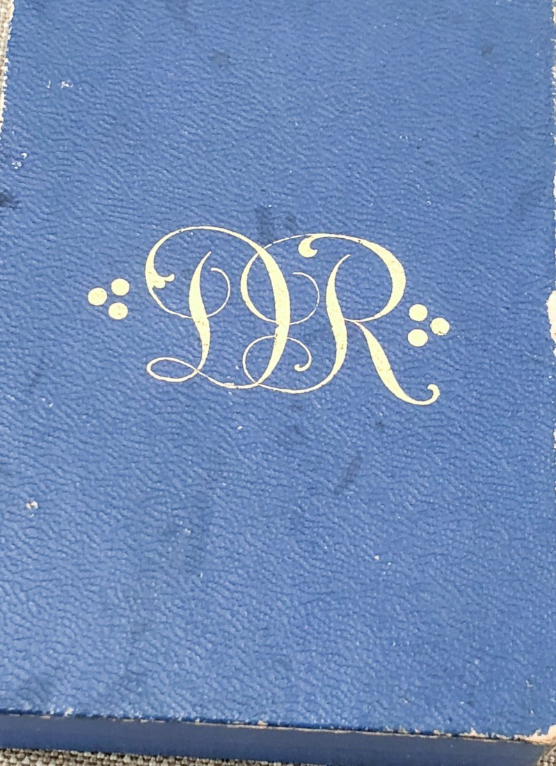 14k GOLD D.A.R. 1891 DELIGATION RIBBON - 3