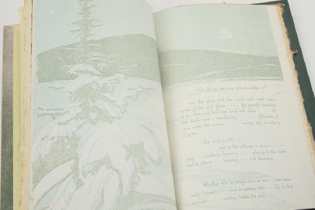 (4) BEAUTIFULLY PRODUCED GWEN FROSTIC BOOKS - 2