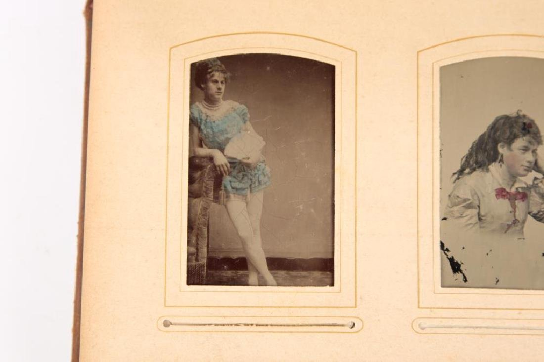 CDV AND CABINET CARD ALBUMS - 3