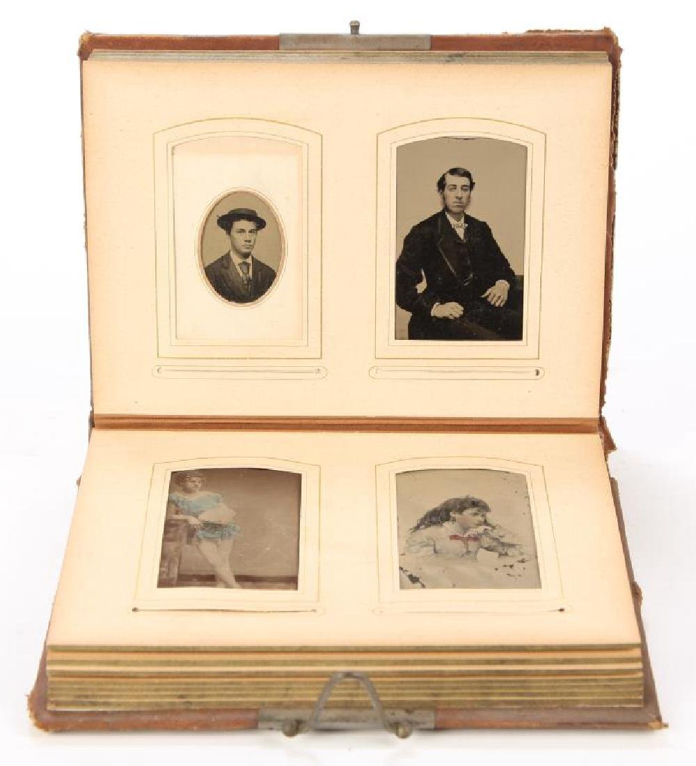 CDV AND CABINET CARD ALBUMS - 4
