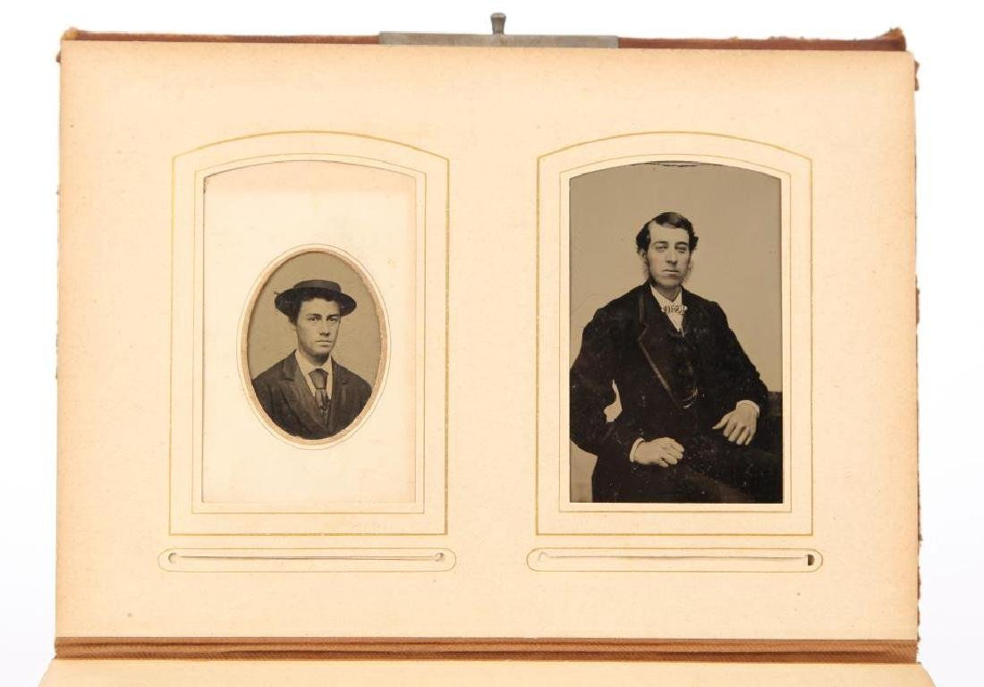 CDV AND CABINET CARD ALBUMS - 5