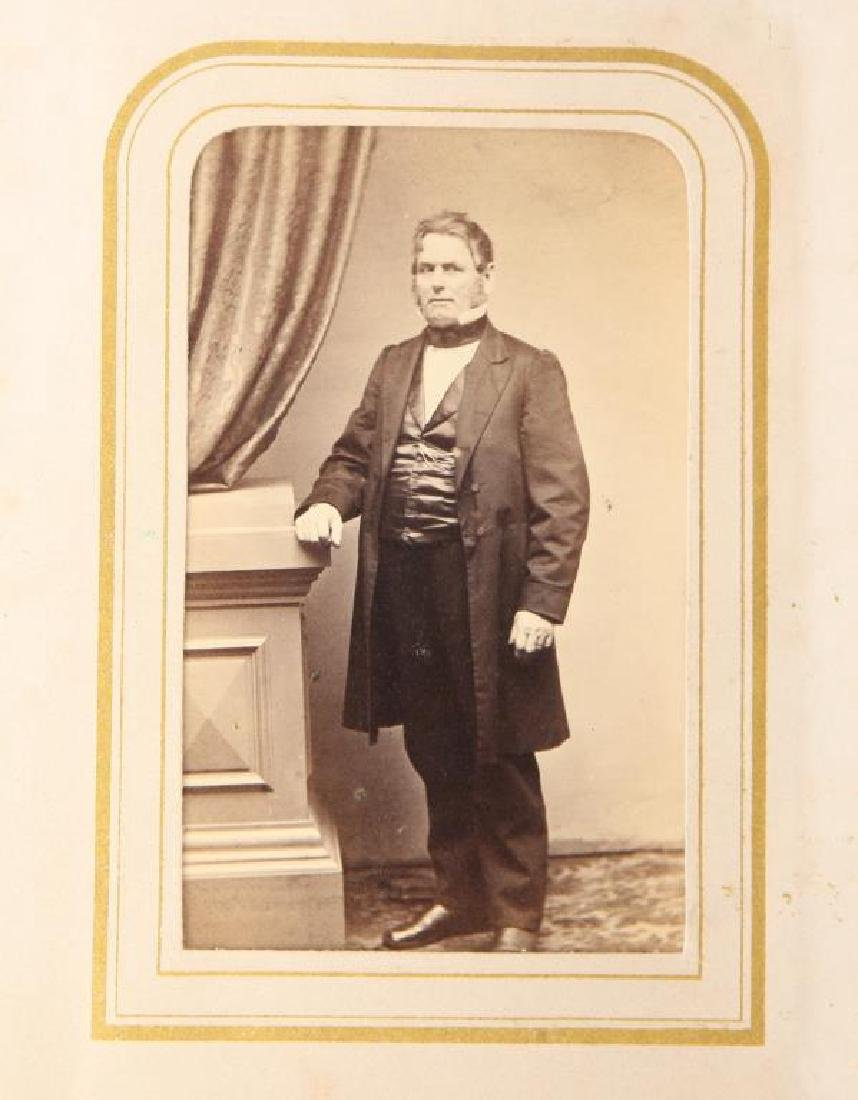 CDV AND CABINET CARD ALBUMS - 6