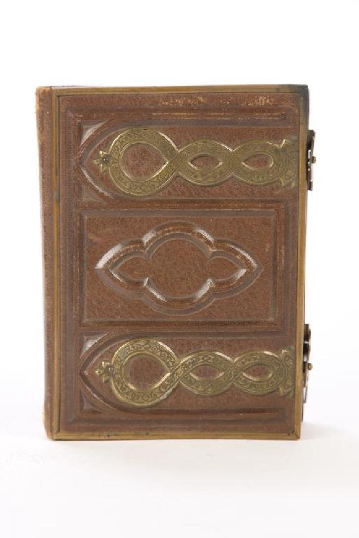 CDV AND CABINET CARD ALBUMS - 8