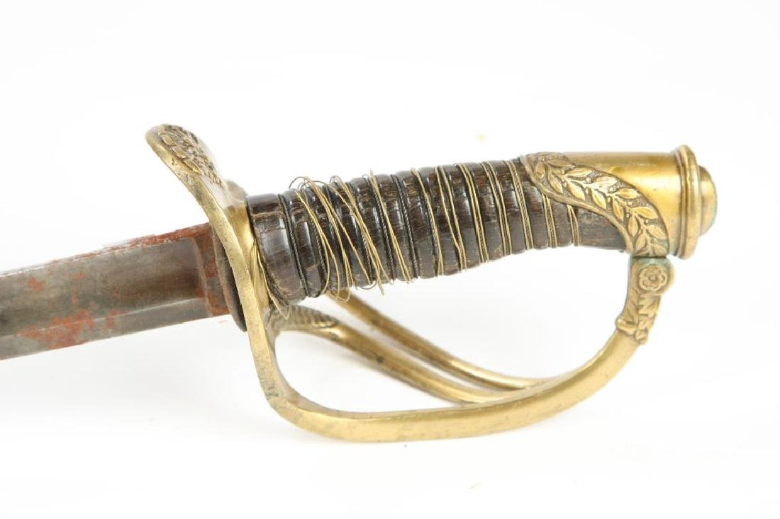 (2) LIGHT CAVALRLY SWORDS - 4
