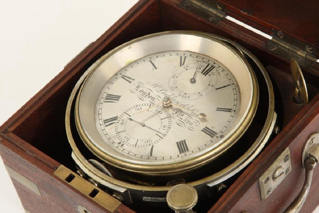 McLACHLAN & SON 56 HOUR CHRONOMETER - 4