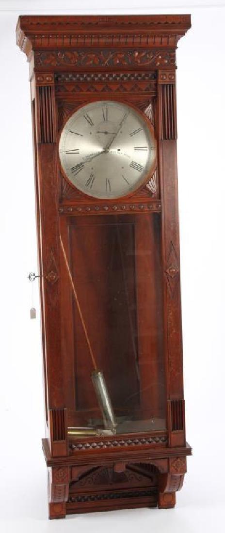 EXTRAORDINARY E. HOWARD & CO. BOSTON WALL CLOCK