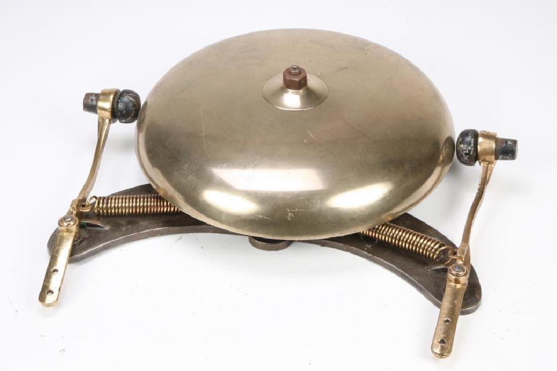 (16) INCH BRASS BELL with DOUBLE HAMMERS