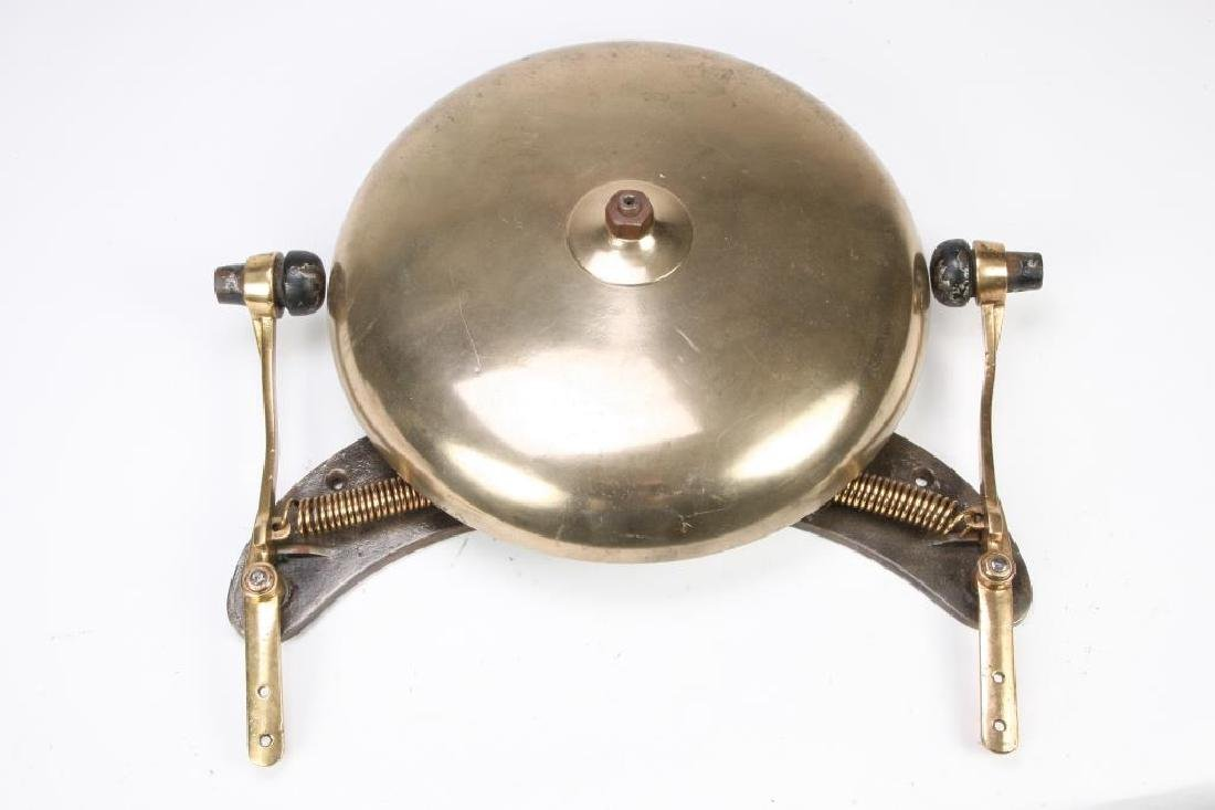 (16) INCH BRASS BELL with DOUBLE HAMMERS - 4