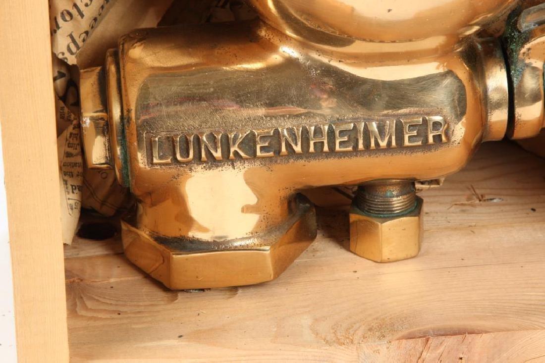 LUNKENHEIMER BRASS AND COPPER STEAM WHISTLE - 2