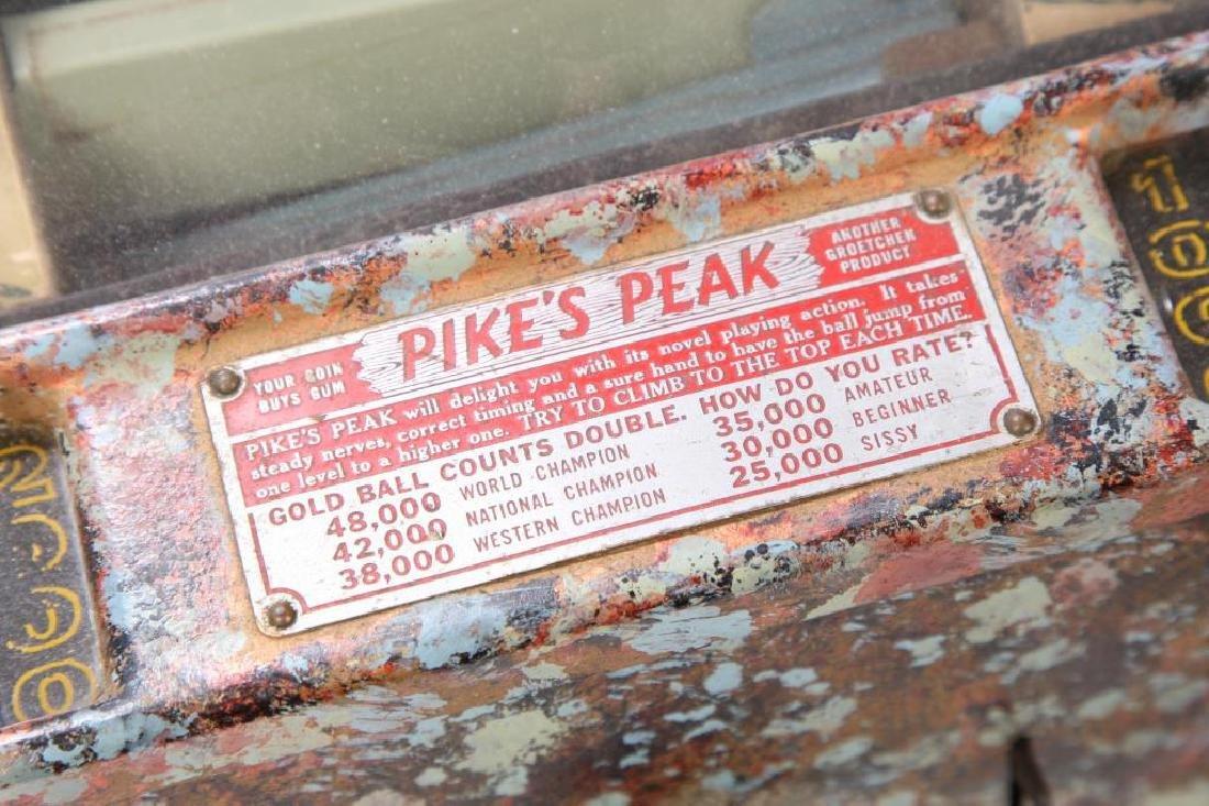 "GROETHCHEN ""PIKE'S PEAK"" NOVELTY TRADE STIMULATOR - 6"