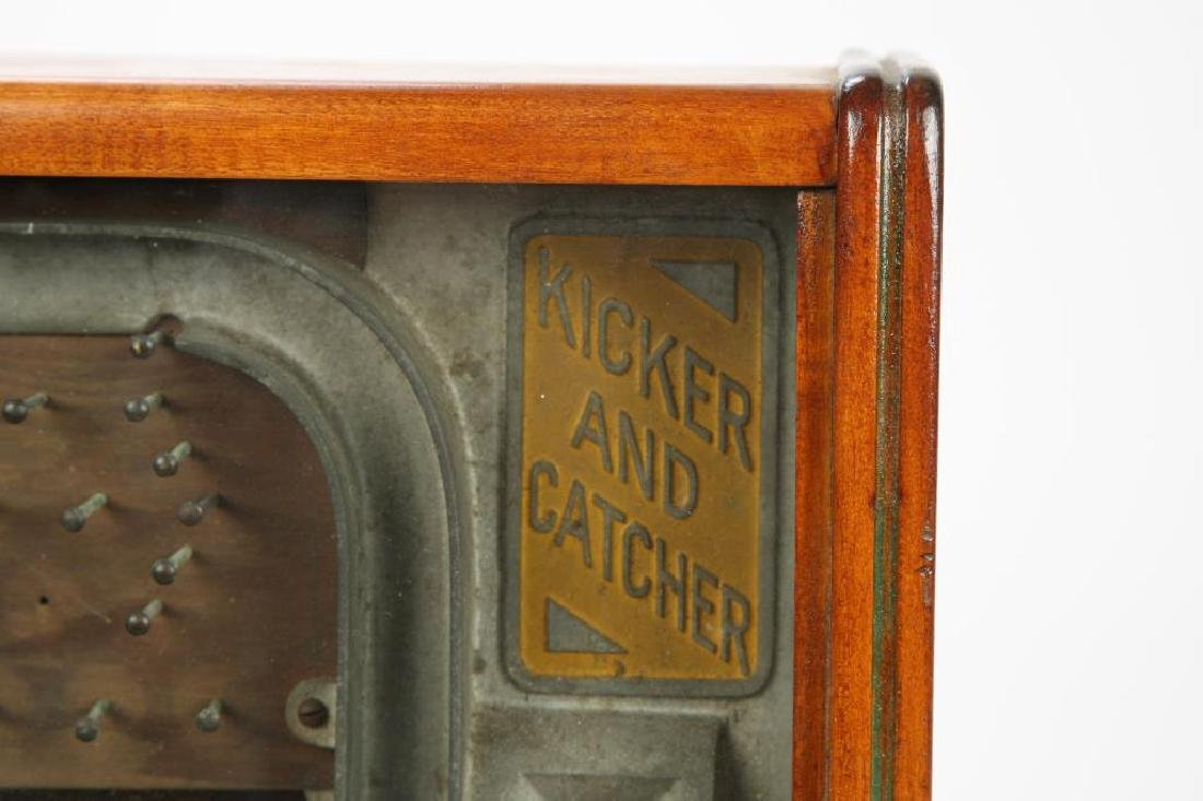 BAKER NOVELTY CO. FOOTBALL KICKER & CATCHER ARCADE - 5
