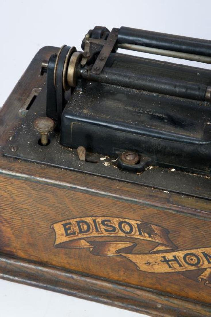 1903 EDISON HOME CYLINDER PHONOGRAPH - 2