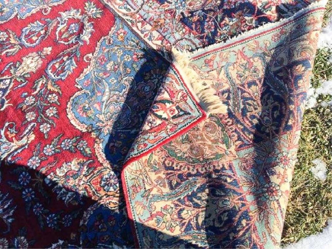 PERSIAN ROOM SIZE ORIENTAL CARPET - 3