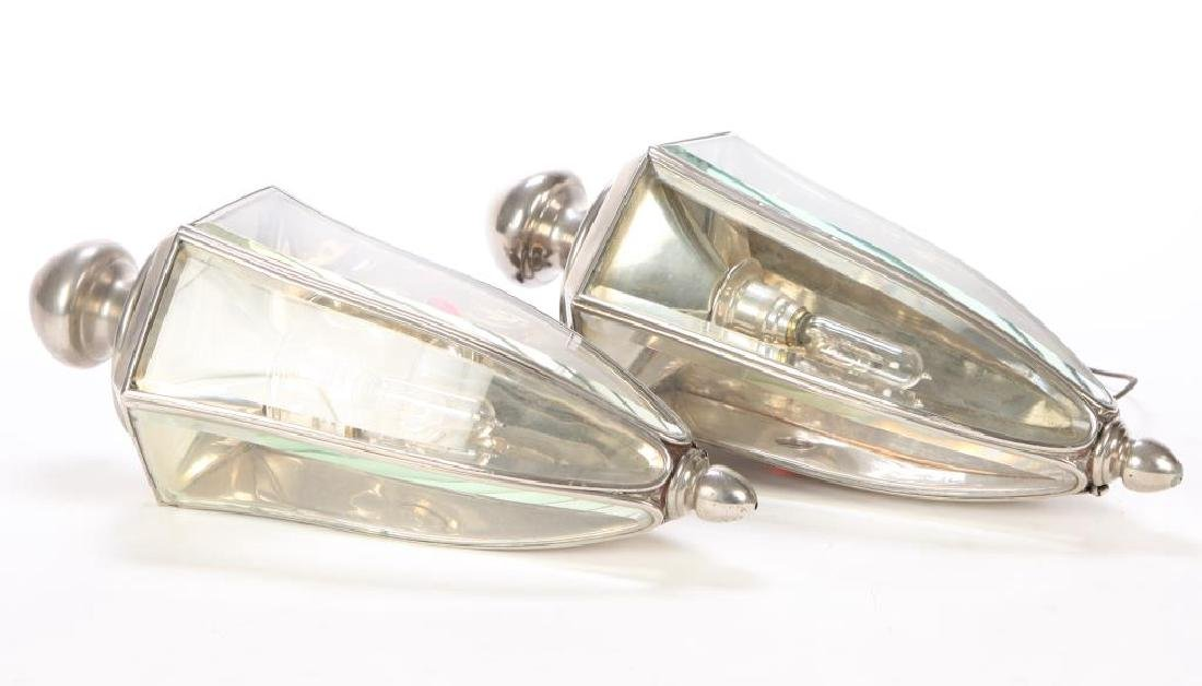 1912 PIERCE ARROW BROUGHAM LANTERN LIGHTS