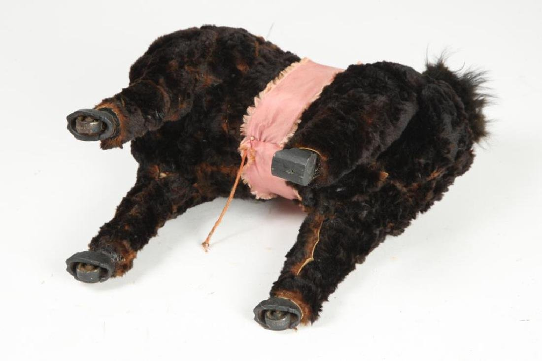 VICTORIAN PULL TOY - 3