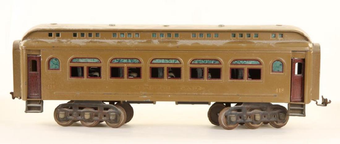 (3) LIONEL TRAIN CARS - 2