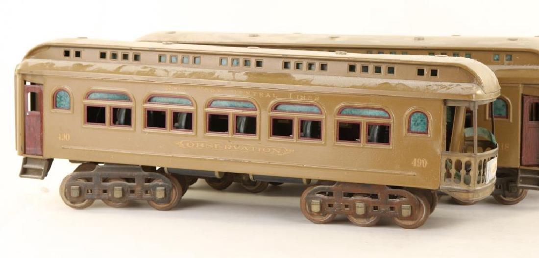 (3) LIONEL TRAIN CARS - 6