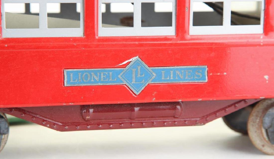 LIONEL MFG. CO. TRAINS etc. - 2