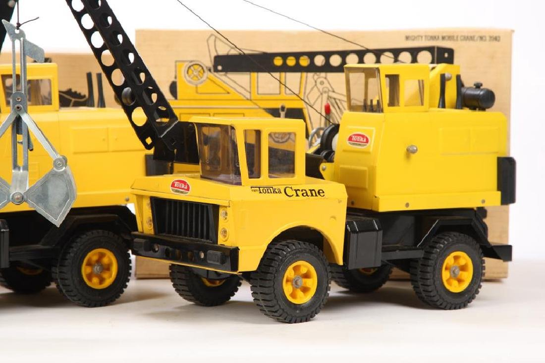 (2) NEW OLD STOCK 1960s TONKA TRUCKS - 10