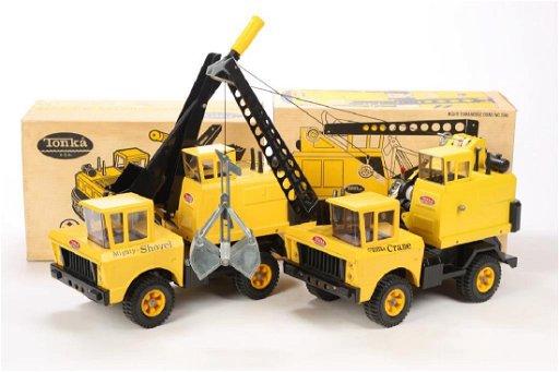 Tonka Dump Truck Ma Join – Grcija