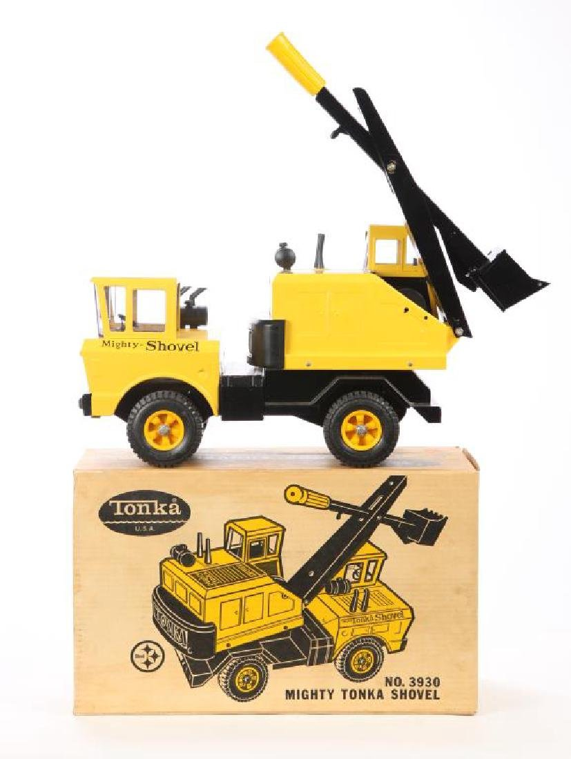 (2) NEW OLD STOCK 1960s TONKA TRUCKS - 3