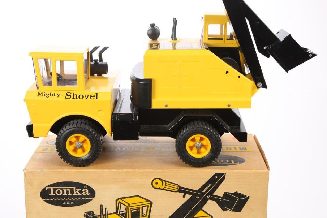 (2) NEW OLD STOCK 1960s TONKA TRUCKS - 4