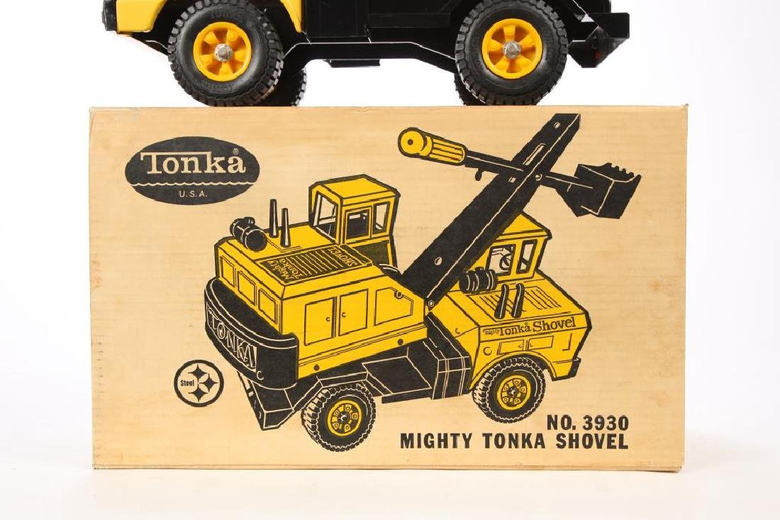(2) NEW OLD STOCK 1960s TONKA TRUCKS - 5