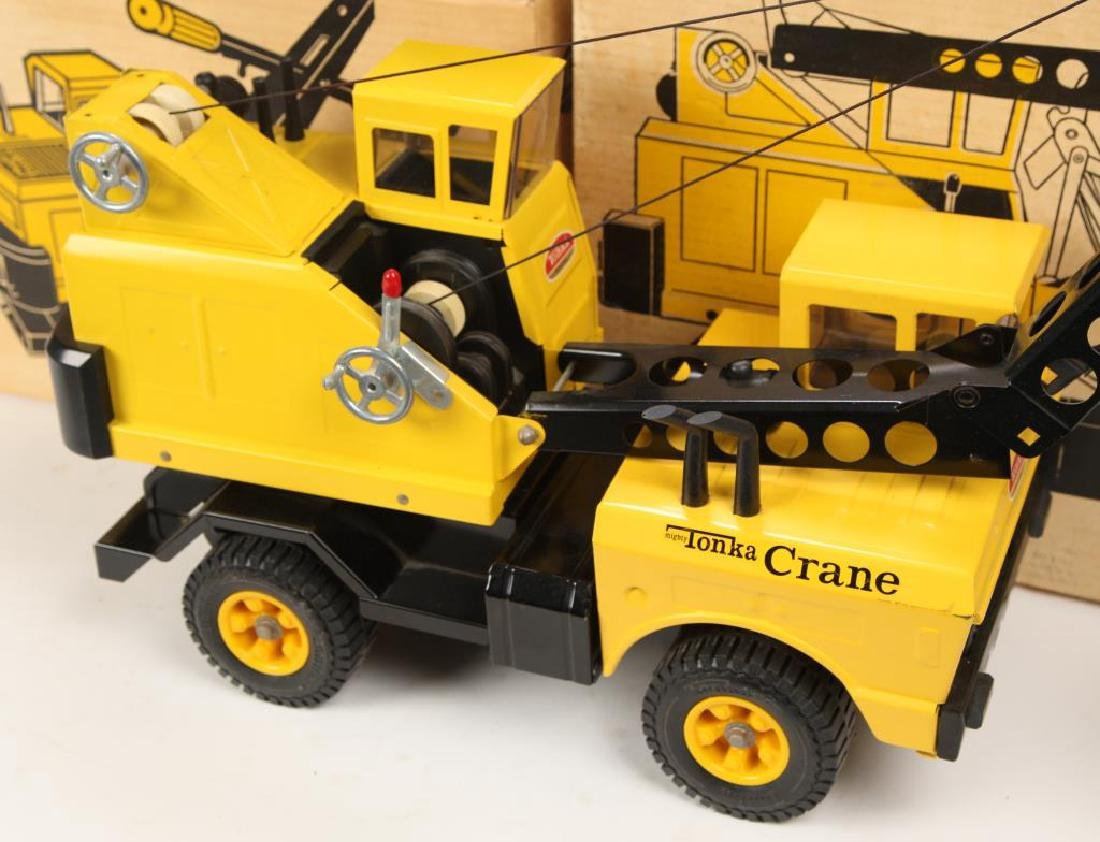 (2) NEW OLD STOCK 1960s TONKA TRUCKS - 8