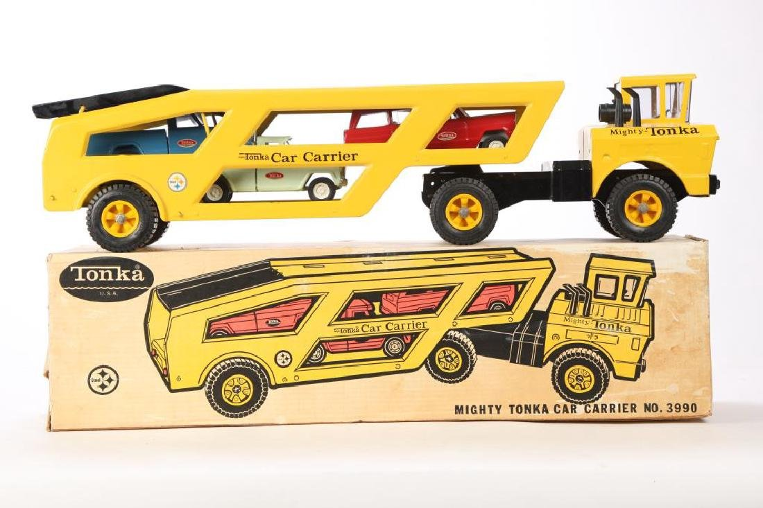 (1) NEW OLD STOCK 1960s TONKA TRUCK