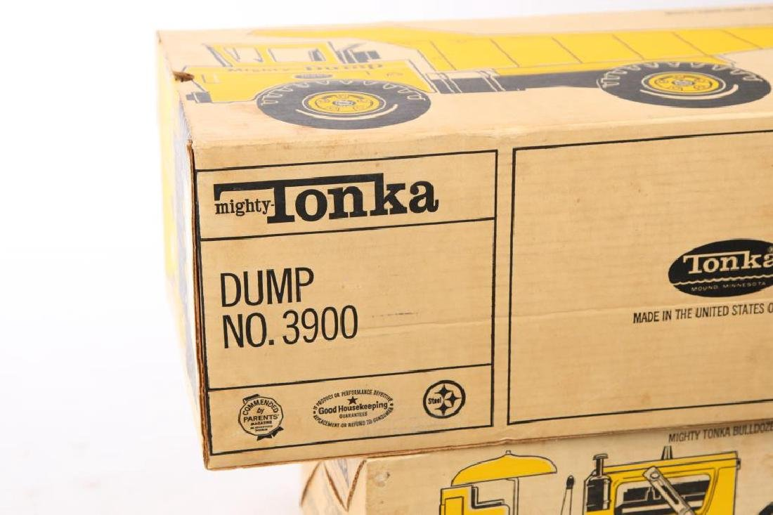 (2) NEW OLD STOCK 1960s TONKA TRUCKS - 2