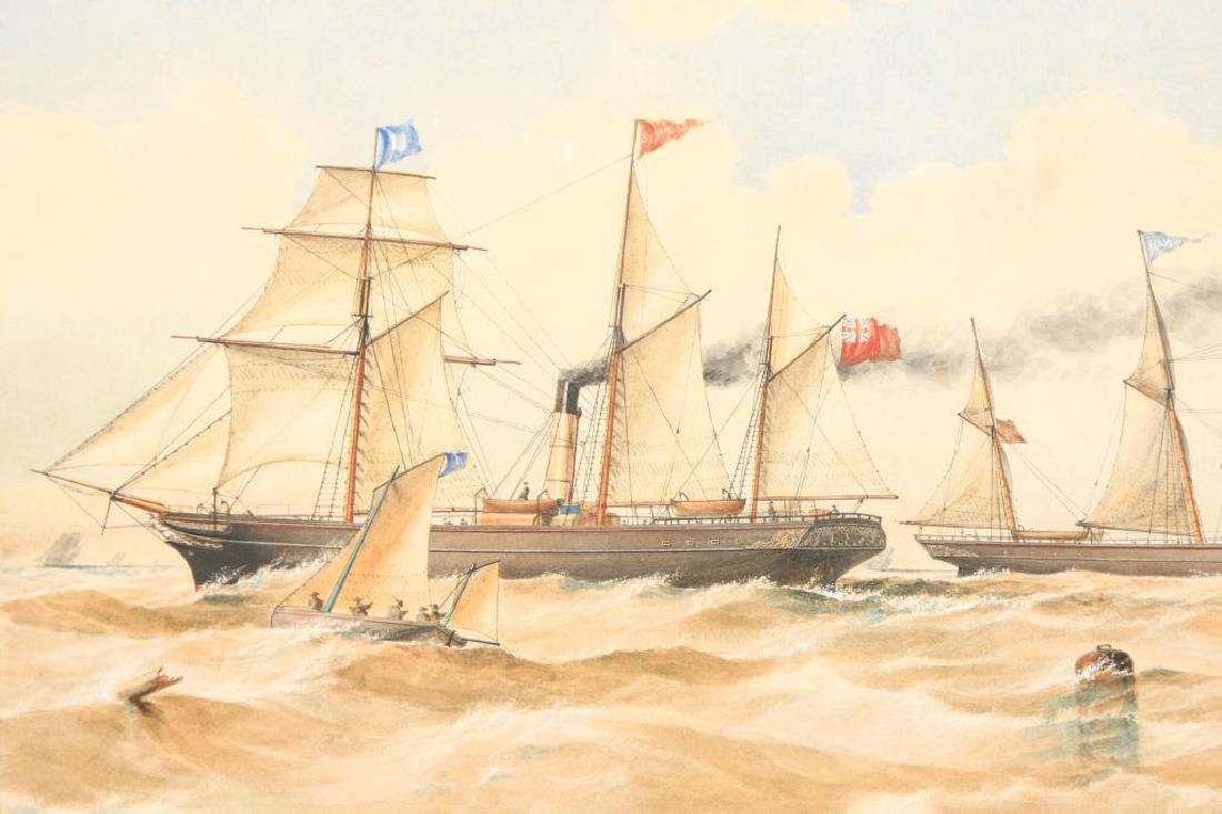 SAMUEL HENRY WILSON (1859-1870) - 2