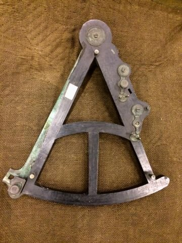 (19th c) SPENCER BROWNING & RUST OCTANT LONDON - 10