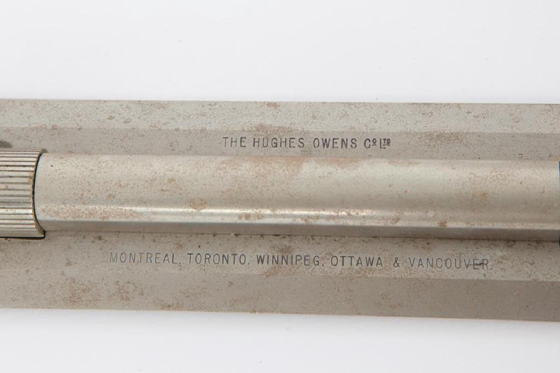 CASED ROLLING RULE by HUGHS OWNES CO CANADA - 3