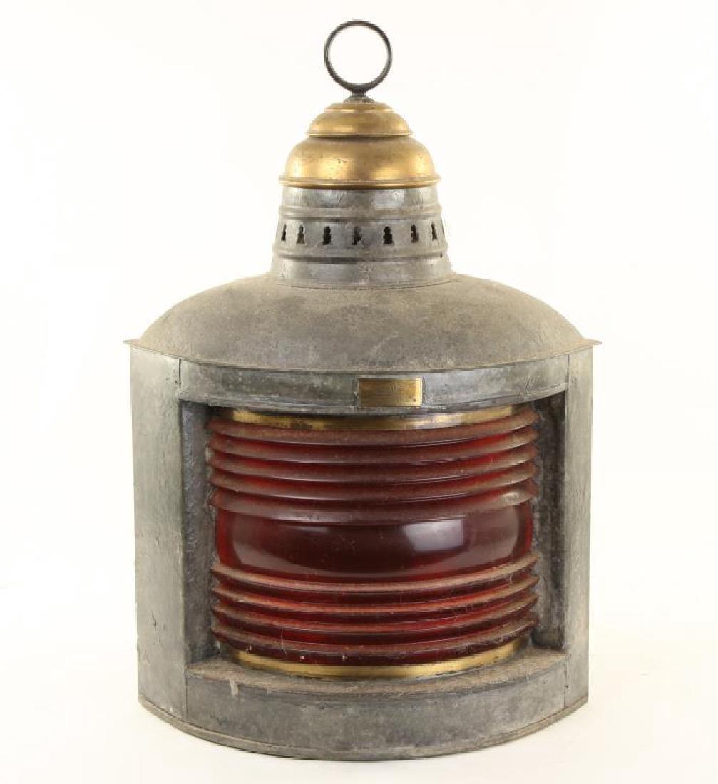 PERKO- PERKINS MARINE LAMP & HARDWARE LANTERN
