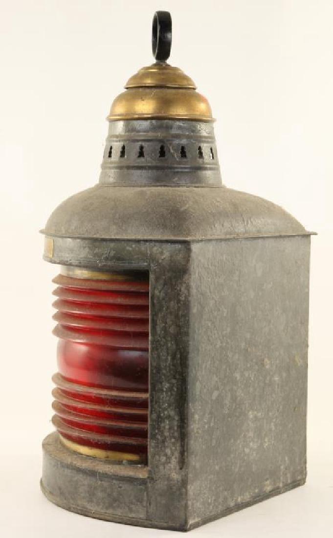 PERKO- PERKINS MARINE LAMP & HARDWARE LANTERN - 2