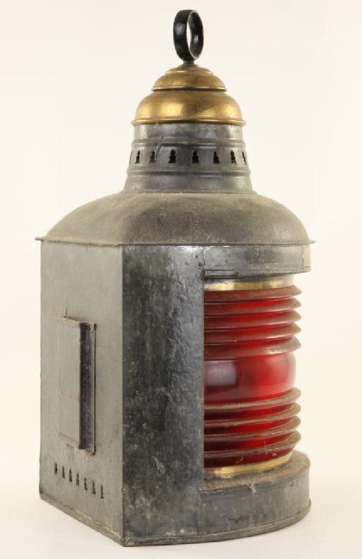 PERKO- PERKINS MARINE LAMP & HARDWARE LANTERN - 5