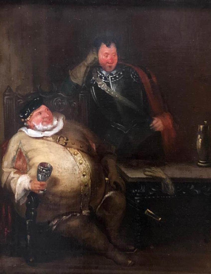 HENRY LIVERSEEGE (1803-1832) - 2