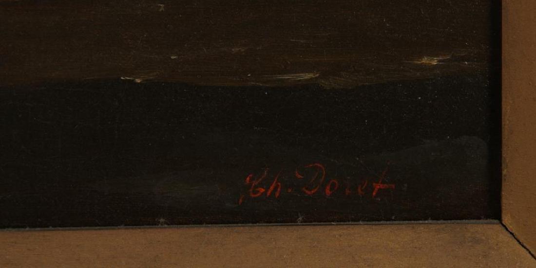 CHARLES DORET (c.1820-c.1880) - 4