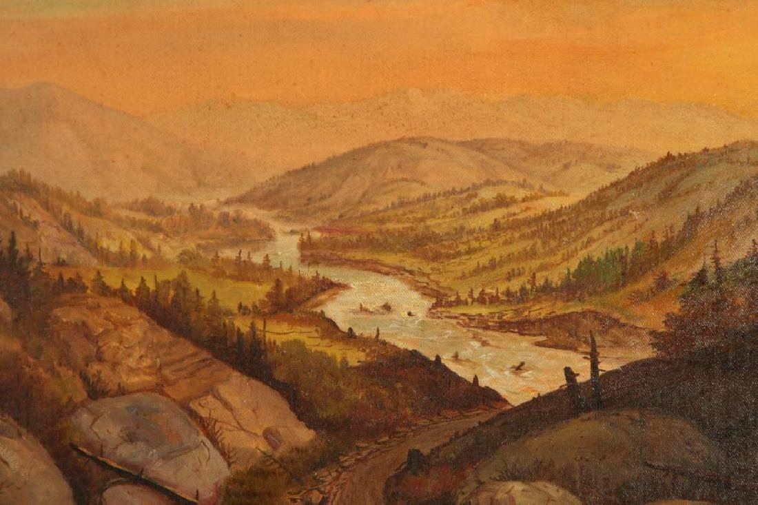 HOWARD ALPHEUS STREIGHT (1836 - 1912) COLORADO - 6