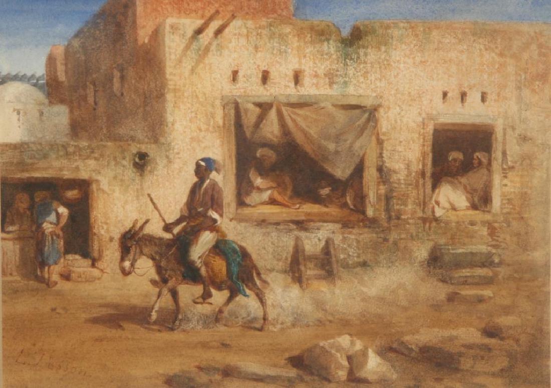 LOUIS TESSON (1820-1870)