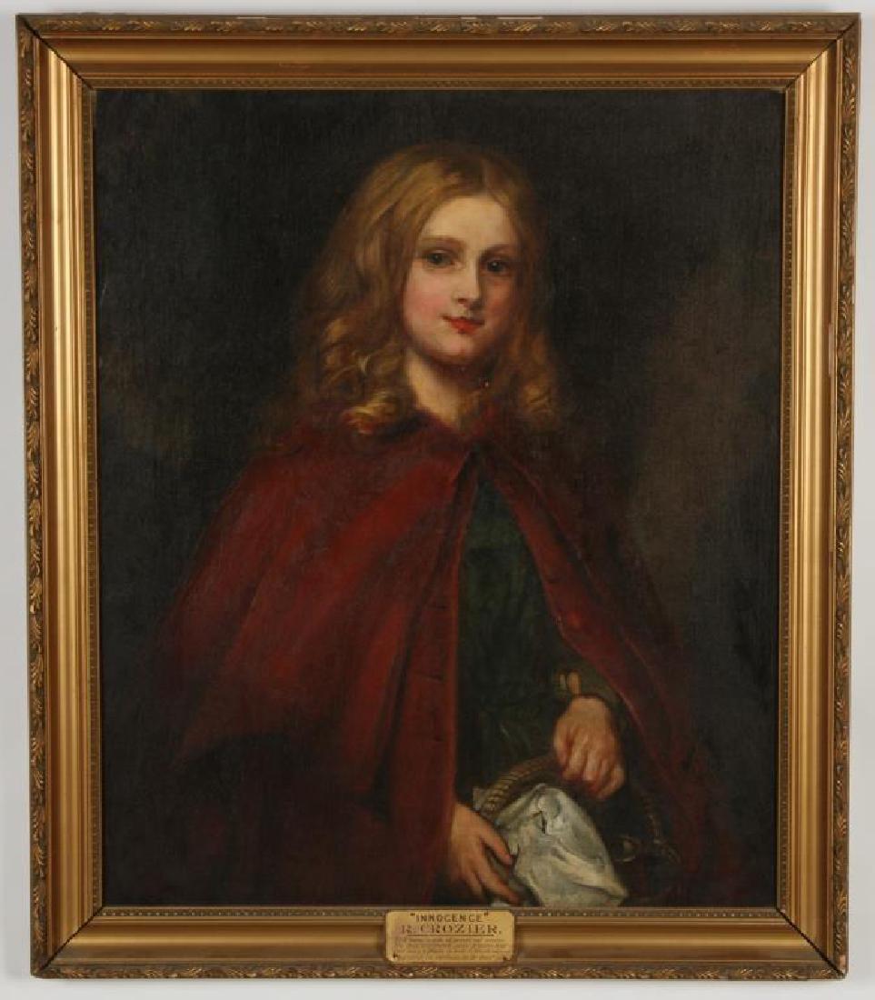 ROBERT CROZIER (1815-1891) - 2