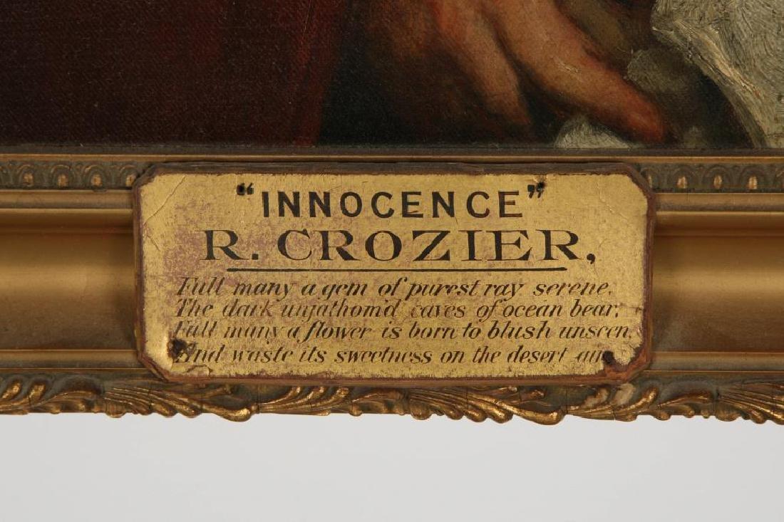 ROBERT CROZIER (1815-1891) - 5