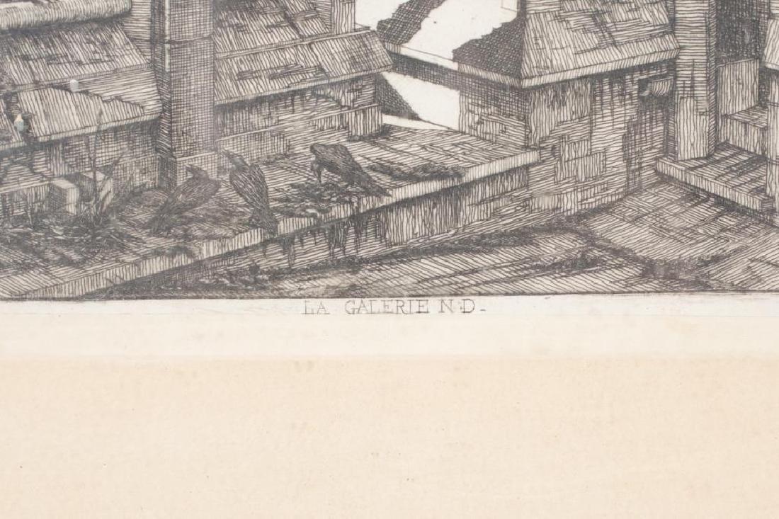 CHARLES MERYON (1821-1868) - 3