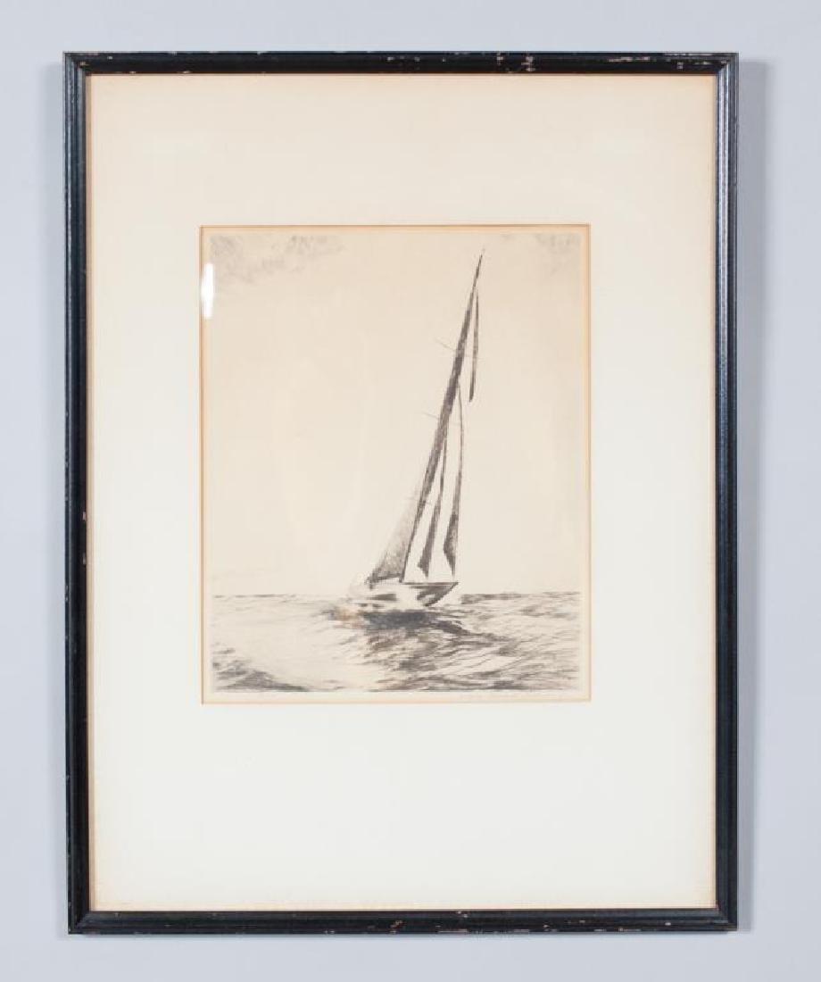 YNGVE EDWARD SODERBERG (1896-1971) - 2
